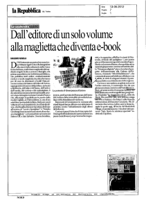 Massimo Novelli La Republica